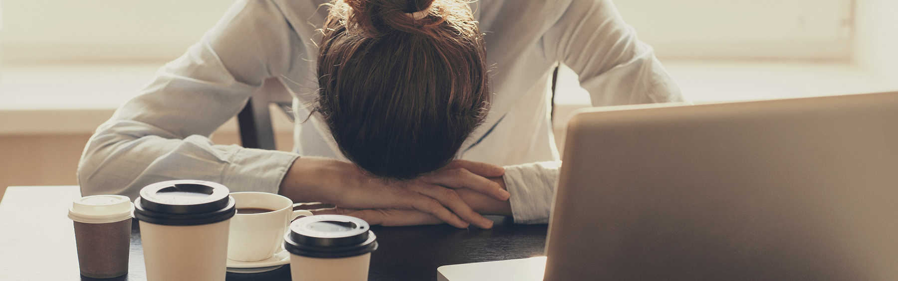 Millennials' stress levels are manifesting themselves physically… in their jaws!