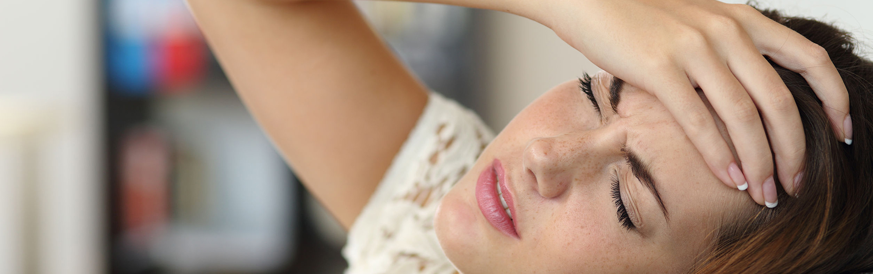 Waking up with a throbbing head? Here are a few reasons why